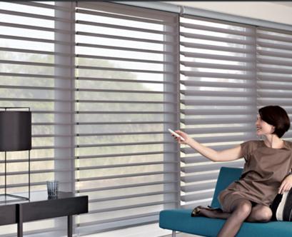 Luxaflex Silhouette 75mm Vane Sunscreen